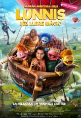 El film 'La gran aventura dels Lunnis i el llibre màgic' s'estrena avui en català