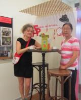 El Voluntariat per la llengua continua a l'estiu a Reus