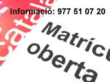 Inici del període d'inscripció als cursos de català per a adults del 3r trimestre