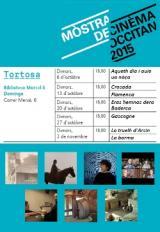 Mòstra de Cinèma Occitan 2015 a Tortosa