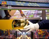 El Futbol Club Barcelona i el Consorci per a la  Normalització Lingüística, junts per donar a conèixer el patrimoni cultural i esportiu del país