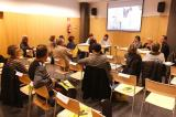Acte de presentació de parelles lingüístiques a Sant Joan Despí