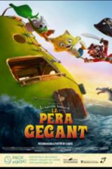 'La increïble història de la pera gegant' s'estrena en català aquest divendres