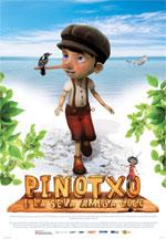 """""""Pinotxo i la seva amiga Coco"""" i """"L'estiu i la tardor al regne d'Escampeta"""" són les pel·lícules d'aquest mes de novembre del Cicle de Cinema Infantil de Sant Feliu de Llobregat"""