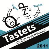 'Tastets de lletres ebrenques' per Sant Jordi