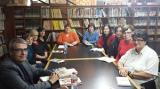 Sessió del club de lectura sobre Artur Bladé i Desumvila a Ulldecona