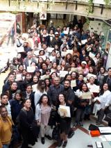 El Programa de Reincorporació al Treball 2018  atorga els certificats a 273 alumnes de Barcelona i  municipis propers