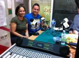 El programa Llegiu i Parleu, presentat a les ones de ràdio Trinitat Vella