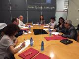 La Comissió informa de les actuacions de foment de la llengua