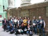 Alumnes de l'S1 de Sabadell fan la Ruta Fabra