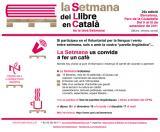 El Consorci per a la Normalització Lingüística participa en la Setmana del Llibre en Català