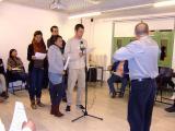 Promoció del cinema a Sarrià amb l'activitat