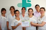 17 establiments de Parets del Vallès renoven l'adhesió al Voluntariat per la llengua