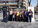 Lliurament dels premis del joc lingüístic 'Per Sant Jordi, remenem paraules'