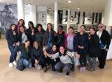 Visita a la nova Biblioteca Ventura Gassol