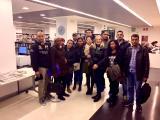 Alumnes d'Inicial II de Convivim de Sant Andreu visiten la biblioteca de la Sagrera