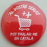'Al vostre servei', atenció al públic en català als supermercats Condis de Cerdanyola, Montcada i Sant Cugat