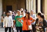 Alumnat i voluntariat del Consorci participa en una visita guiada a la catedral de Santa Maria de Tortosa