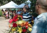 El CNL participa a l'ofrena floral de l'Onze de Setembre a Móra d'Ebre
