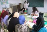 Comencen les sessions de llengua oral a l'Escola Raval de Cristo