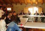 Comencen les sessions puntuals de llengua a la població d'Arnes