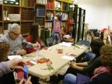 Tertúlia sobre 'Els tres mosqueters' al Club de Lectura Fàcil de Tortosa