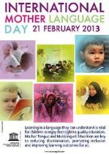 Amposta i Tortosa celebren el Dia Internacional de la Llengua Materna