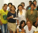 Festa de final de curs del nivell Bàsic 3 de Tortosa
