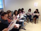 L'alumnat de la Terra Alta celebra el Dia Mundial de la Poesia