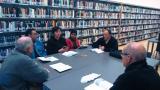 Tertúlia sobre 'Romeo i Julieta' al Club de Lectura Fàcil de Tortosa