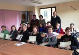 Acte de cloenda de les sessions puntuals de llengua per a dones d'Horta de Sant Joan