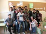 Finalitza un curs d'acolliment lingüístic impartit a l'Institut Joaquín Bau de Tortosa