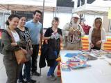 El Centre de Normalització Lingüística de les Terres de l'Ebre celebra Sant Jordi
