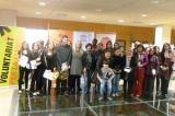 Alumnes del Consorci i voluntaris lingüístics llegeixen Espriu el Dia de la Llengua Materna