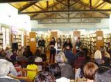 El Servei Comarcal de Català del Montsià participa a l'acte del Dia Internacional de la Llengua Materna a Amposta