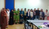 Finalitzen les classes d'un curs d'acolliment lingüístic a Amposta