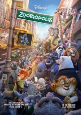 Presentació de la nova pel·lícula de Disney 'Zootròpolis'