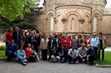 El Voluntariat per la Llengua de Palau-solità i Plegamans visita Ripoll i Sant Joan de les Abadesses