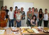 Festa de final de curs del nivell bàsic 3 a Móra d'Ebre
