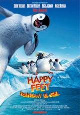 <em>Happy Feet, trencant el gel</em> s'estrena en català dimarts