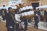 La Queta celebra la Festa de Sant Jordi a Amposta