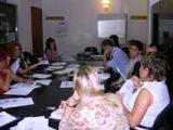 Sessió sobre llenguatge igualitari a l'Ajuntament de Sant Carles de la Ràpita