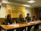 El Departament de Justícia a Tarragona renova la seva participació al 'Voluntariat per la llengua'