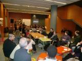 Sopar de cloenda de la 12a edició del Voluntariat per la llengua