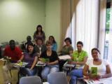 Dotze nous aprenents s'apunten al programa de voluntariat lingüístic